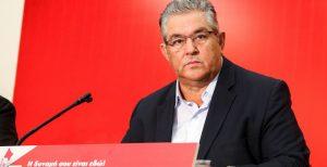 Κουτσούμπας: Το ΚΚΕ θα καταψηφίσει τη Συμφωνία των Πρεσπών | Pagenews.gr