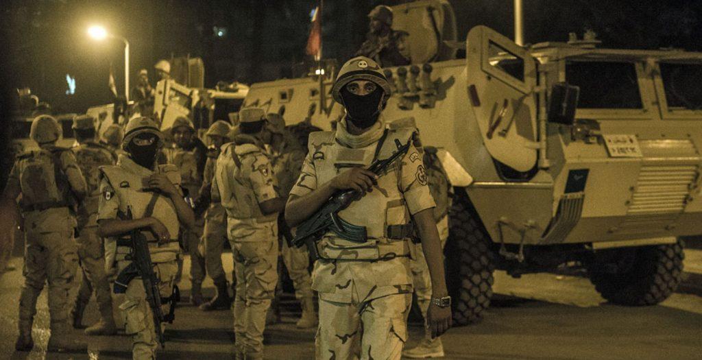 Νεκροί 30 εξτρεμιστές στο Σινά από τον στρατό της Αιγύπτου | Pagenews.gr