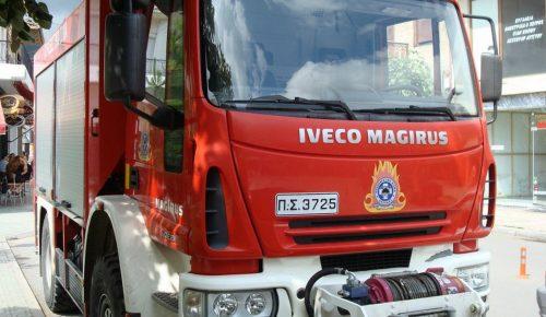 Εγνατία Οδός: Στις φλόγες τουριστικό λεωφορείο | Pagenews.gr