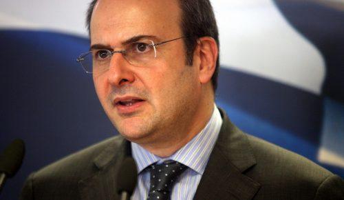 Χατζηδάκης: Αμφισβητεί τα λεγόμενα του Μοσκοβισί | Pagenews.gr