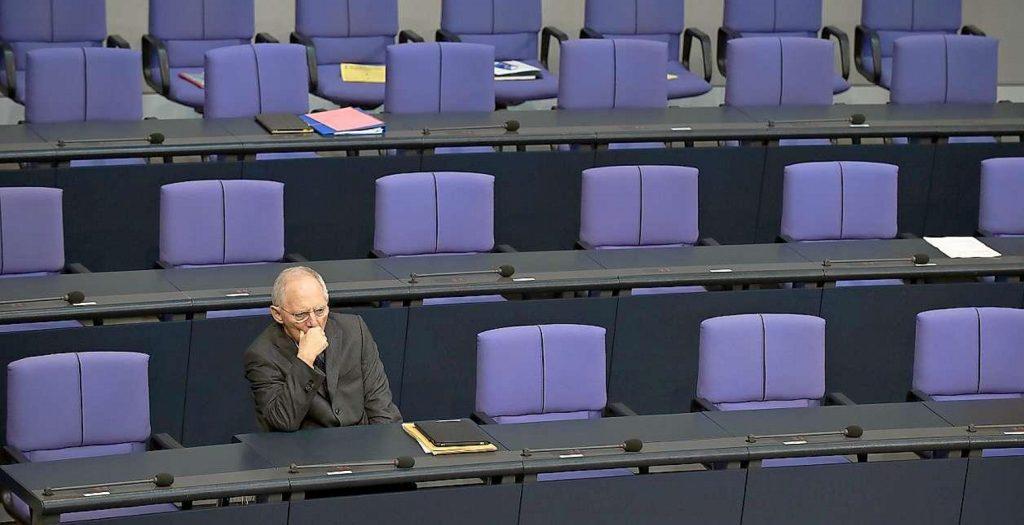 Η Ελλάδα στα χέρια του Σόιμπλε | Pagenews.gr