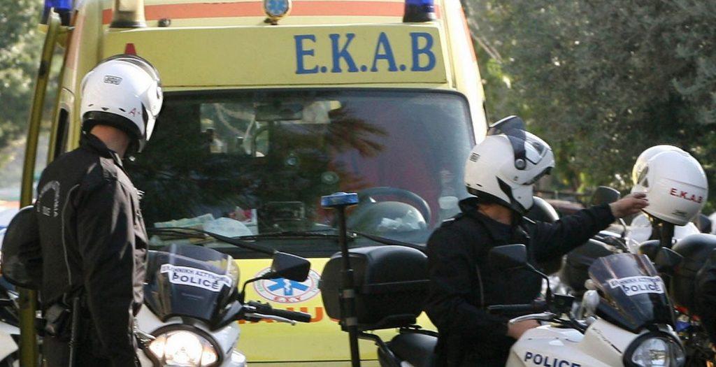 Καραμπόλα στην Αθηνών – Κορίνθου – Επτά τραυματίες   Pagenews.gr
