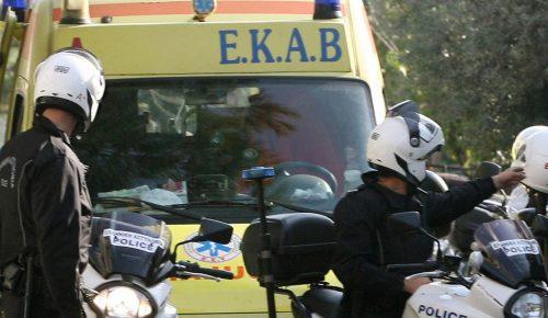 Θεσσαλονίκη: Τραυματίστηκε οδηγός δίκυκλου μετά από σύγκρουση με ΙΧ | Pagenews.gr