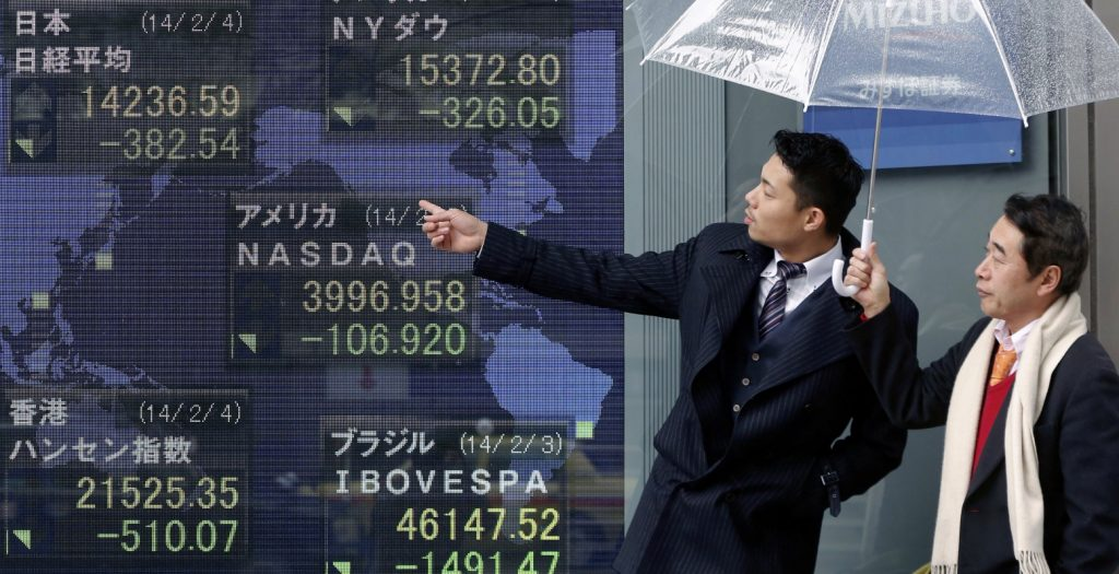 Νευρικότητα στις ασιατικές αγορές λόγω πετρελαίου | Pagenews.gr