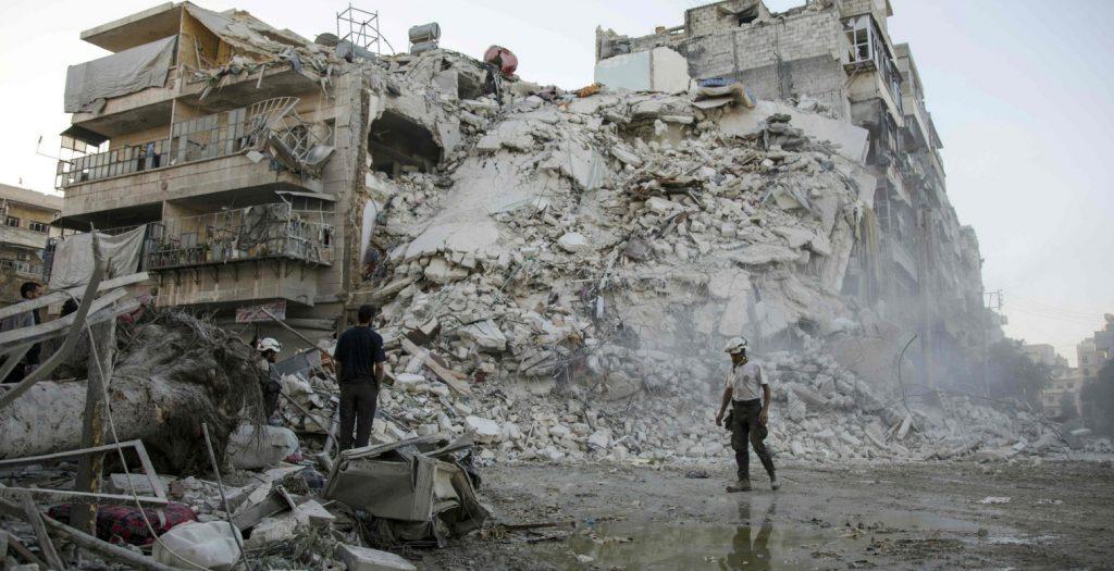 Συρία: Νέες απώλειες αμάχων στο Χαλέπι | Pagenews.gr