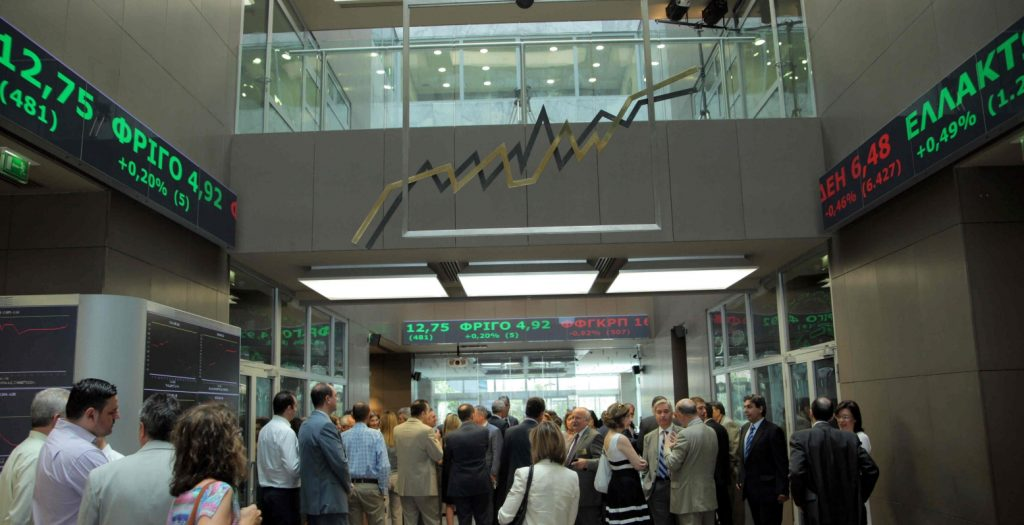 Ήπια άνοδος για το Χρηματιστήριο μετά την έξοδο στις αγορές   Pagenews.gr