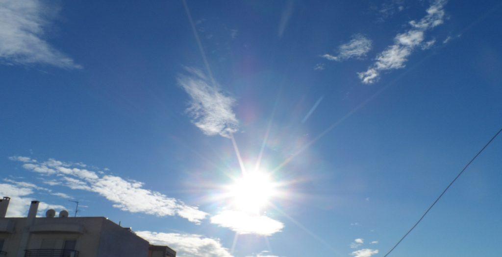 Καιρός: Ηλιοφάνεια και σήμερα – Μέχρι 31 βαθμούς η θερμοκρασία | Pagenews.gr