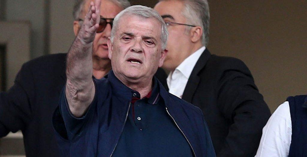 Μίλησαν και αποφάσισαν για όλα Μελισσανίδης-Μαϊστόροβιτς | Pagenews.gr