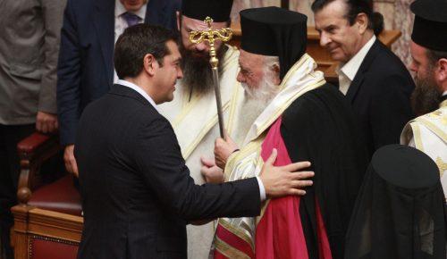 Αλέξης Τσίπρας σε Ιερώνυμο: Θα λάβουμε υπόψη την εκκλησιαστική πτυχή για το Σκοπιανό | Pagenews.gr