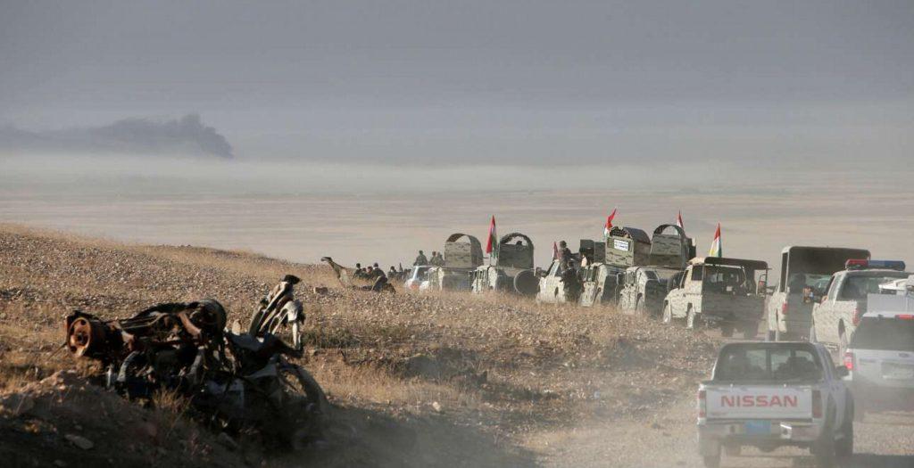 Ιράκ: Εντός των πυλών της παλιάς πόλης της Μοσούλης οι κυβερνητικές δυνάμεις | Pagenews.gr