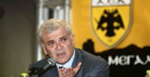ΑΕΚ: Στην… αντεπίθεση για Χριστοδουλόπουλο | Pagenews.gr
