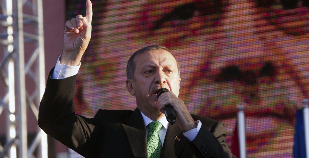 Ο Ερντογάν θέλει να κάνει προεκλογική ομιλία στην Γερμανία | Pagenews.gr