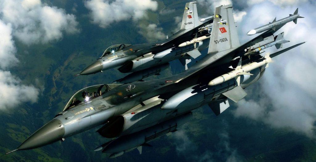 Εικονικές αερομαχίες ελληνικών – τουρκικών μαχητικών | Pagenews.gr