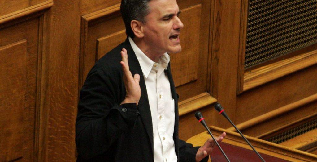 Ευκλείδης Τσακαλώτος: Οι πλούσιοι έφτιαξαν ένα νόμιμο σύστημα ώστε να εξαιρούνται από την φορολογία | Pagenews.gr