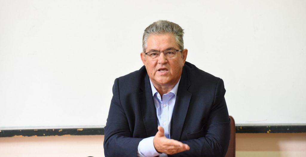 Δ. Κουτσούμπας: «Κάλπικη η αντιπαράθεση» ΣΥΡΙΖΑ-ΝΔ | Pagenews.gr