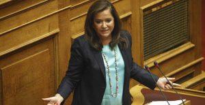 Μπακογιάννη: «Μαζέψτε τον Καμμένο ή αλλάξτε τον» | Pagenews.gr