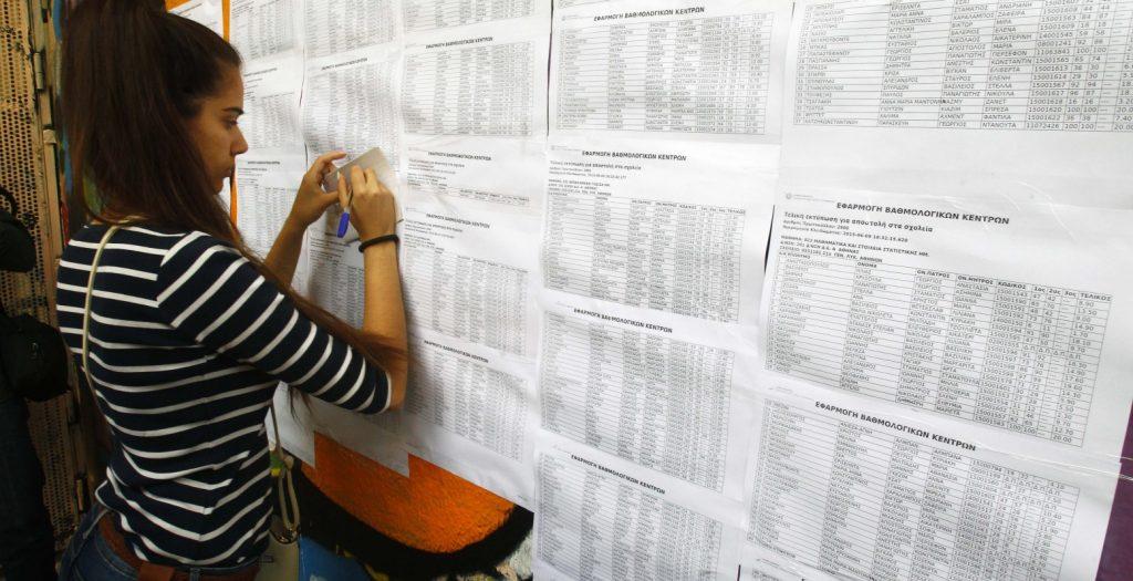 Βάσεις: Τα SOS για το μηχανογραφικό | Pagenews.gr