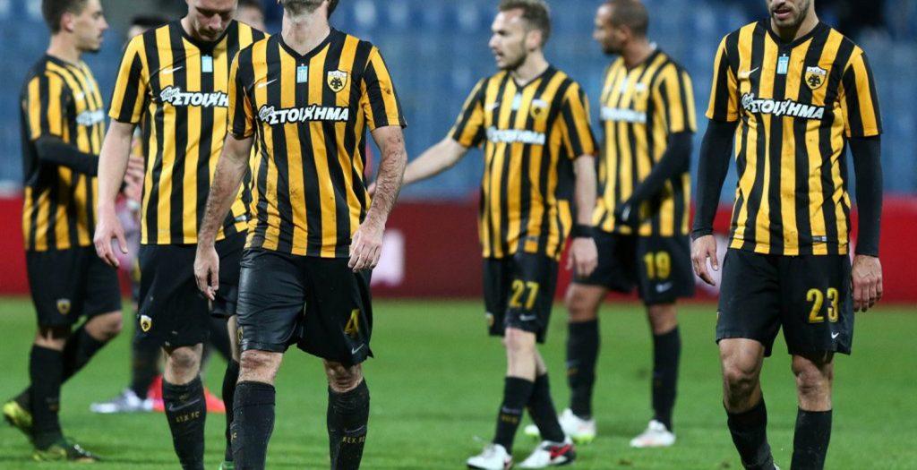 Επιδόσεις ομάδας… Football League η ΑΕΚ!   Pagenews.gr