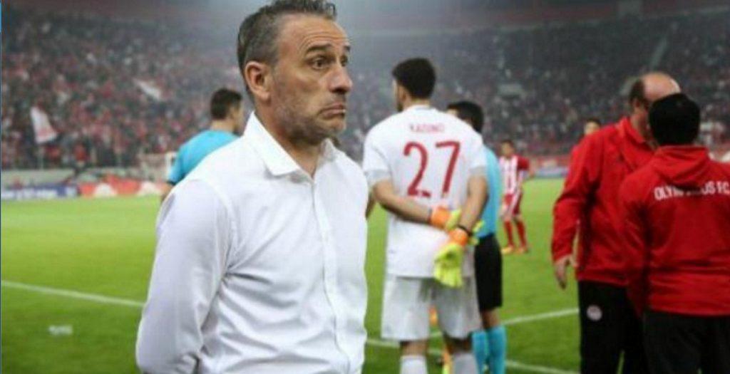 Άστοχος πριν και μετά το ματς του Ολυμπιακού ο Μπέντο | Pagenews.gr