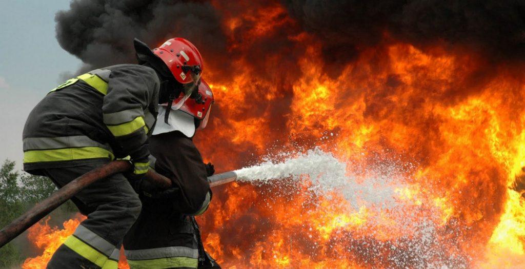 Πυρκαγιά κοντά στο Δαφνί | Pagenews.gr