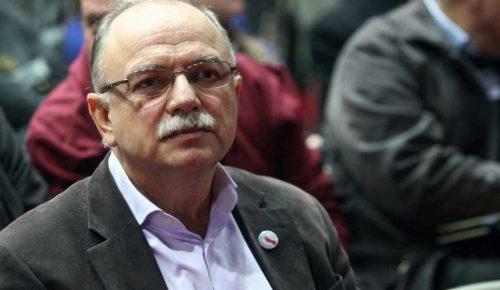 Παπαδημούλης: Ευθύνη δική μας είναι να βγάλουμε τη χώρα και από την κρίση | Pagenews.gr