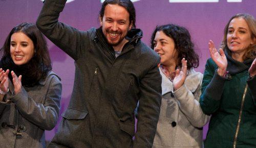 Το ηγετικό ζεύγος των Podemos κερδίζει την εσωκομματική ψήφο εμπιστοσύνης | Pagenews.gr