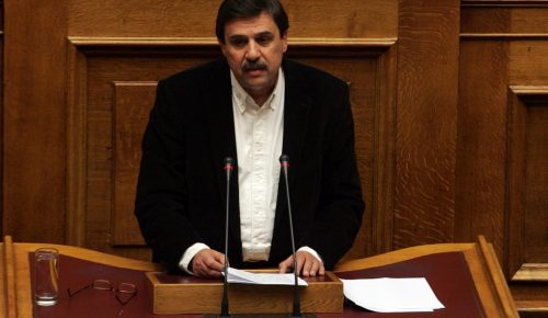 Ανδρέας Ξανθός: Αδιαμφισβήτητο το σκάνδαλo της Novartis (vid) | Pagenews.gr