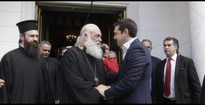 Πόσο σχέση έχει το «αγαπάτε αλλήλους» του Αρχιεπισκόπου με την «Αλληλεγγύη» του κ. Τσίπρα; | Pagenews.gr