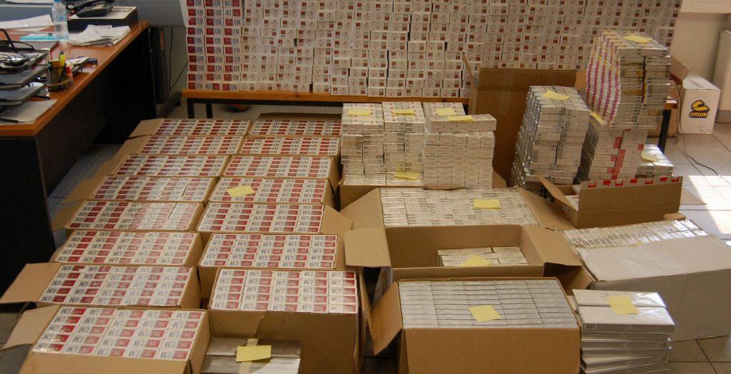 Χιλιάδες λαθραία τσιγάρα θα «έπεφταν» στην αγορά της Θεσσαλονίκης | Pagenews.gr
