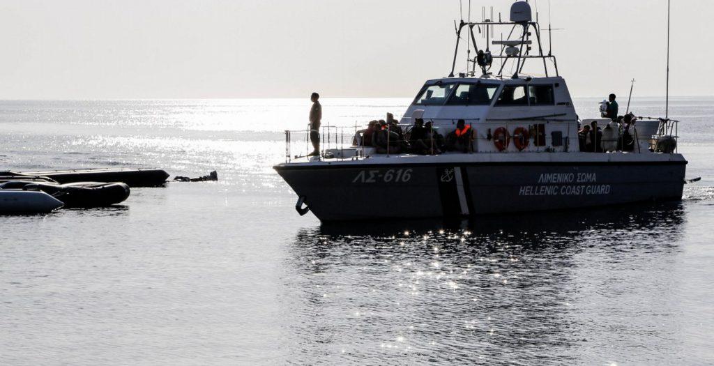 Εντοπίστηκε από σκάφος της Frontex ιστιοφόρο με περίπου 50 πρόσφυγες | Pagenews.gr