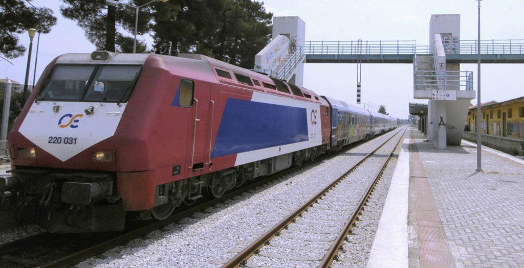 ΤΡΑΙΝΟΣΕ: Aποκαταστάθηκε η σιδηροδρομική γραμμή Θεσσαλονίκης – Αθήνας | Pagenews.gr