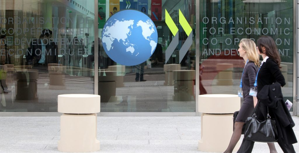 ΟΟΣΑ: Σταθερή δυναμική ανάπτυξης στην Ευρωζώνη τους επόμενους 6-9 μήνες   Pagenews.gr