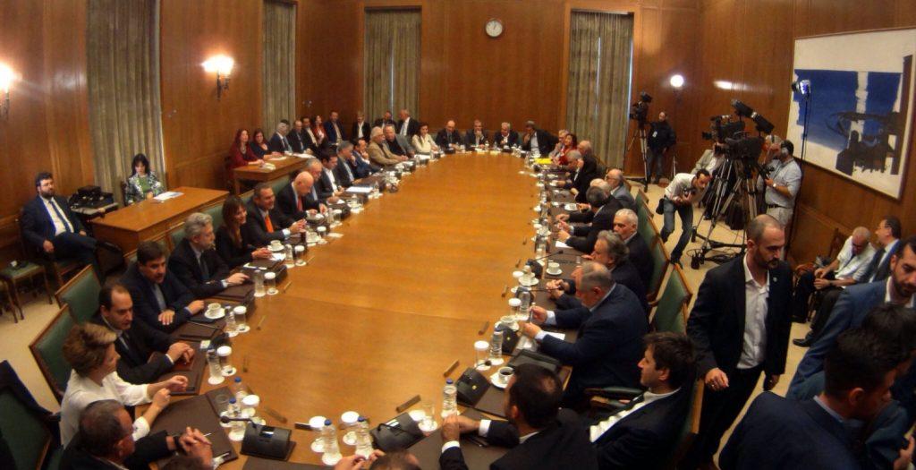 Συνεδριάζει το υπουργικό συμβούλιο υπό τον Αλέξη Τσίπρα | Pagenews.gr