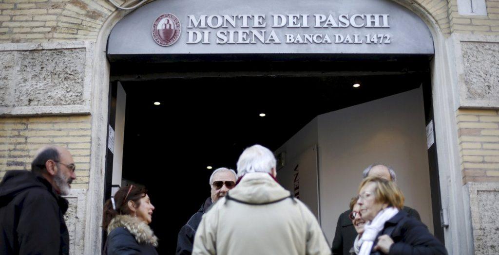 Από μια κλωστή «κρέμονται» οι ιταλικές τράπεζες   Pagenews.gr