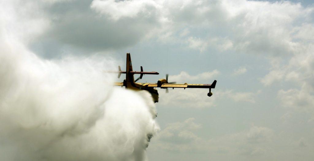 Κέρκυρα: Πυρκαγιά στην περιοχή Λιβάδι Ρόπα –  Δεν κινδυνεύουν κατοικημένες περιοχές   Pagenews.gr