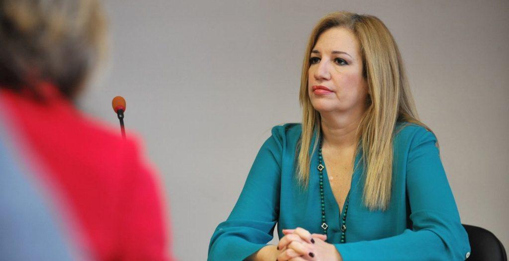 Φώφη Γεννηματά: Θέλουμε λύση στο Σκοπιανό με σύνθετη ονομασία και εγγυήσεις | Pagenews.gr