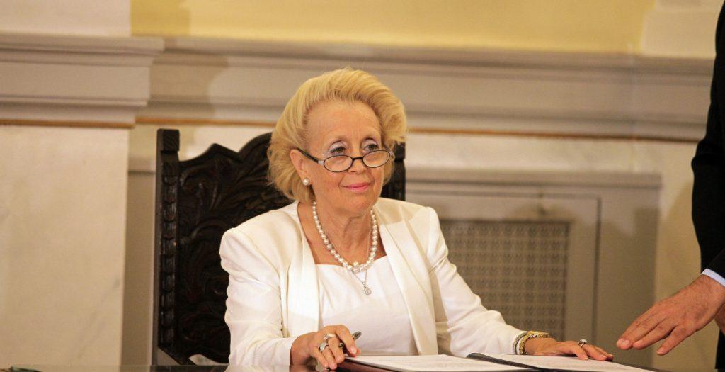 Απογοήτευση εκφράζει η Θάνου με τις επιθέσεις κατά της νεοσυσταθείσας Ένωσης δικαστών   Pagenews.gr