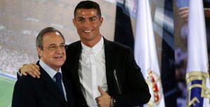 Πέρεθ: Κάποια μέρα ο Ρονάλντο θα γυρίσει στη Ρεάλ Μαδρίτης | Pagenews.gr