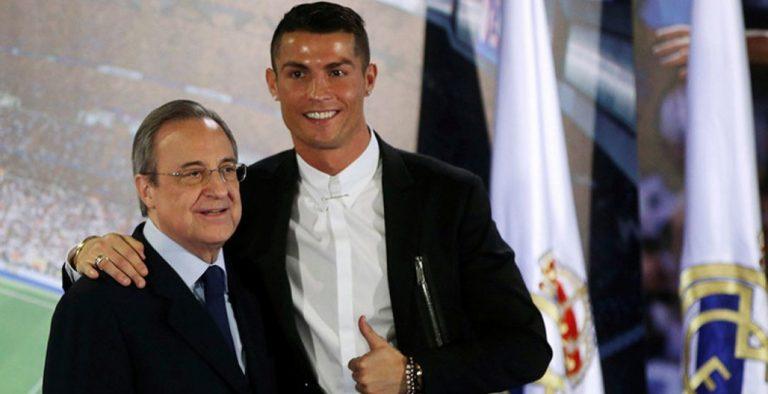 Πέρεθ: Κάποια μέρα ο Ρονάλντο θα γυρίσει στη Ρεάλ Μαδρίτης   Pagenews.gr