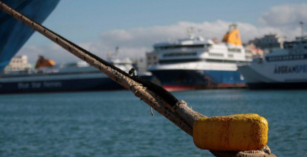 Η κακοκαιρία έφερε πρόσκρουση πλοίου στο λιμάνι της Ζακύνθου | Pagenews.gr