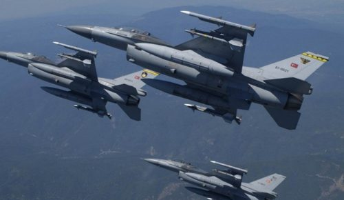 Οι Τούρκοι μετά τις απειλές στέλνουν μαχητικά αεροσκάφη στο Αιγαίο   Pagenews.gr