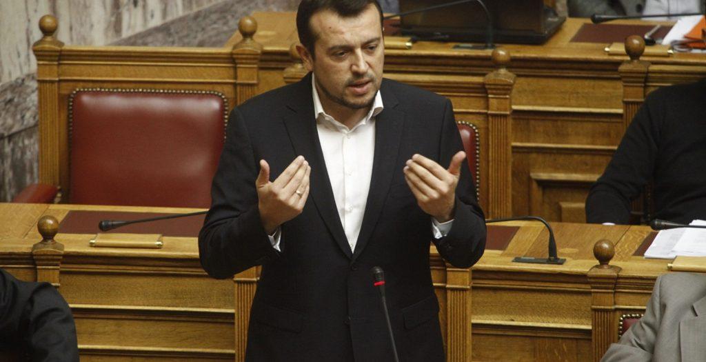 Παπππάς: Δεν αποφασίζουν οι καναλάρχες ποιος θα λειτουργεί και ποιος όχι   Pagenews.gr
