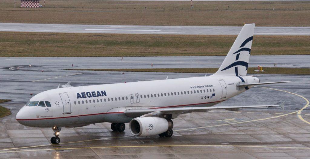 Υπεγράφη συμφωνία «μαμούθ» ανάμεσα στην Aegean-Airbus | Pagenews.gr