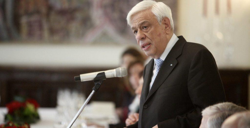 Παυλόπουλος από Ύδρα: Τα εθνικά θέματα οφείλουμε να τα υπερασπιζόμαστε υπό όρους αρραγούς ενότητας | Pagenews.gr