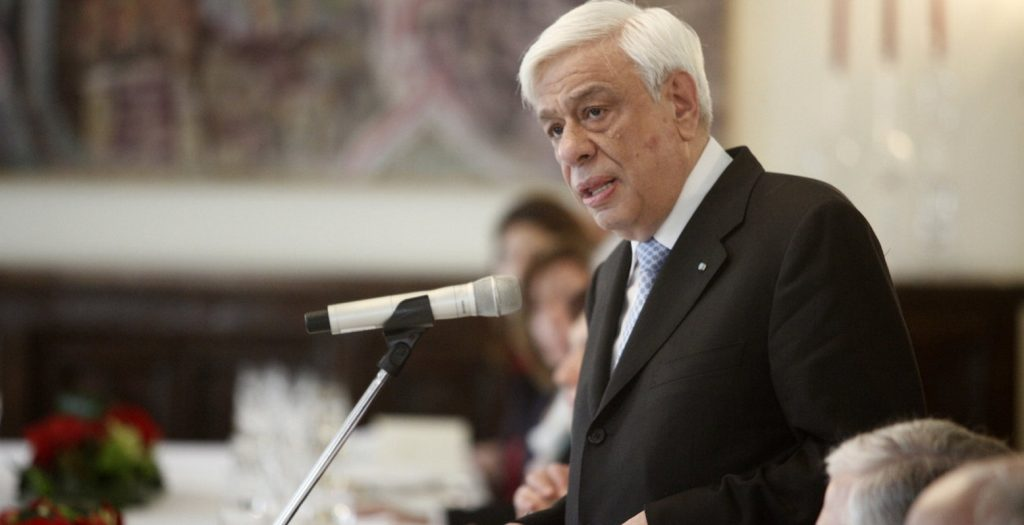 Παυλόπουλος: «Ο ρόλος μου είναι να κρατήσω αρραγή την ενότητα των πολιτικών δυνάμεων» | Pagenews.gr