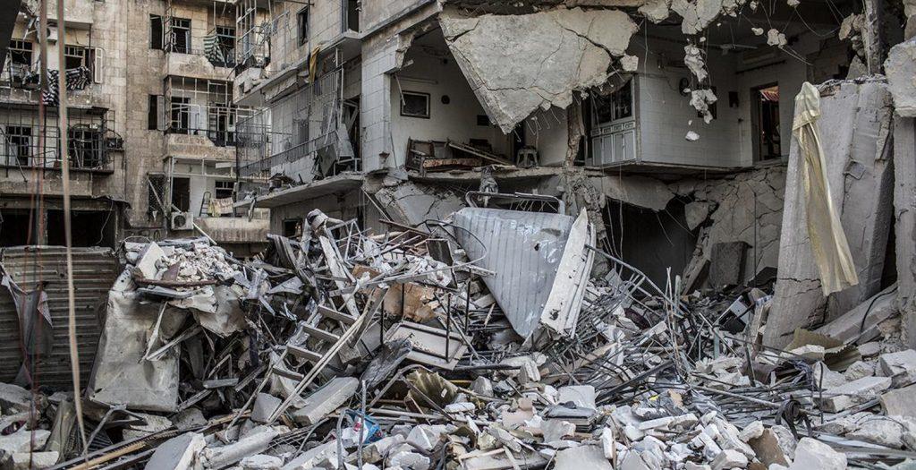 «Η πτώση του Χαλεπίου δεν θα σημάνει το τέλος του πολέμου» | Pagenews.gr