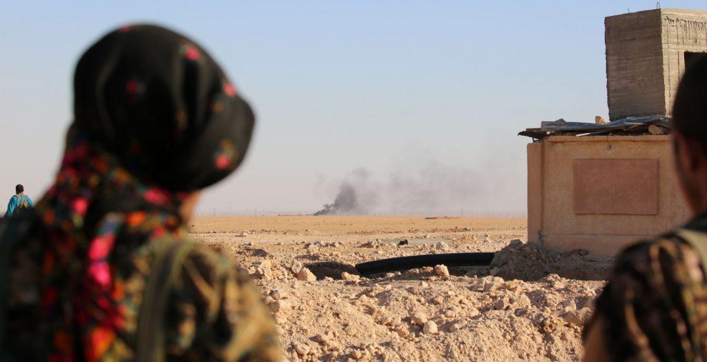 Ιράκ: Σκοτώθηκαν μέλη των ιρακινών δυνάμεων ασφαλείας από «φίλια πυρά» | Pagenews.gr