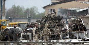 Αφγανιστάν: Τουλάχιστον 10 νεκροί από εισβολή Ταλιμπάν σε στρατιωτική βάση | Pagenews.gr