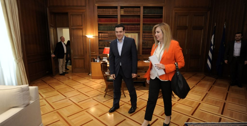 «Έχει τελειώσει ο Τσίπρας» εκτιμά η Γεννηματά | Pagenews.gr
