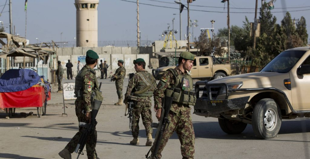 Αφγανιστάν: Οκτώ νεκροί σε ενέδρα κοντά σε αεροπορική βάση | Pagenews.gr